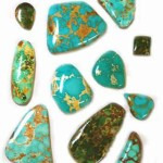 High Grade Turquoise Cabochons
