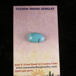 Morenci Turquoise Cabochon